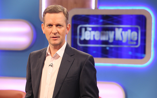 Fibre kit prep underway for this weeks Jeremy Kyle recording