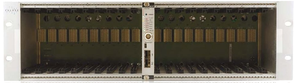 Calrec Modular Rack EE5833 IO Rack