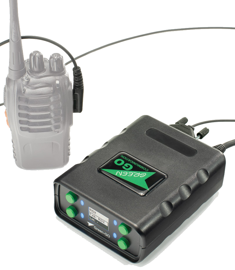 Green-Go Radio Interface Station