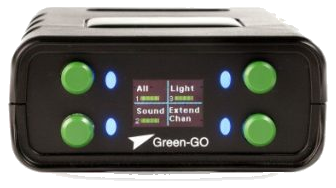 Green Go Wireless Beltpack