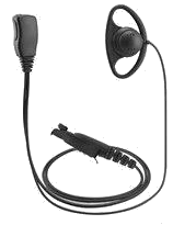 Motorola DP3441 D-Shell Earphone