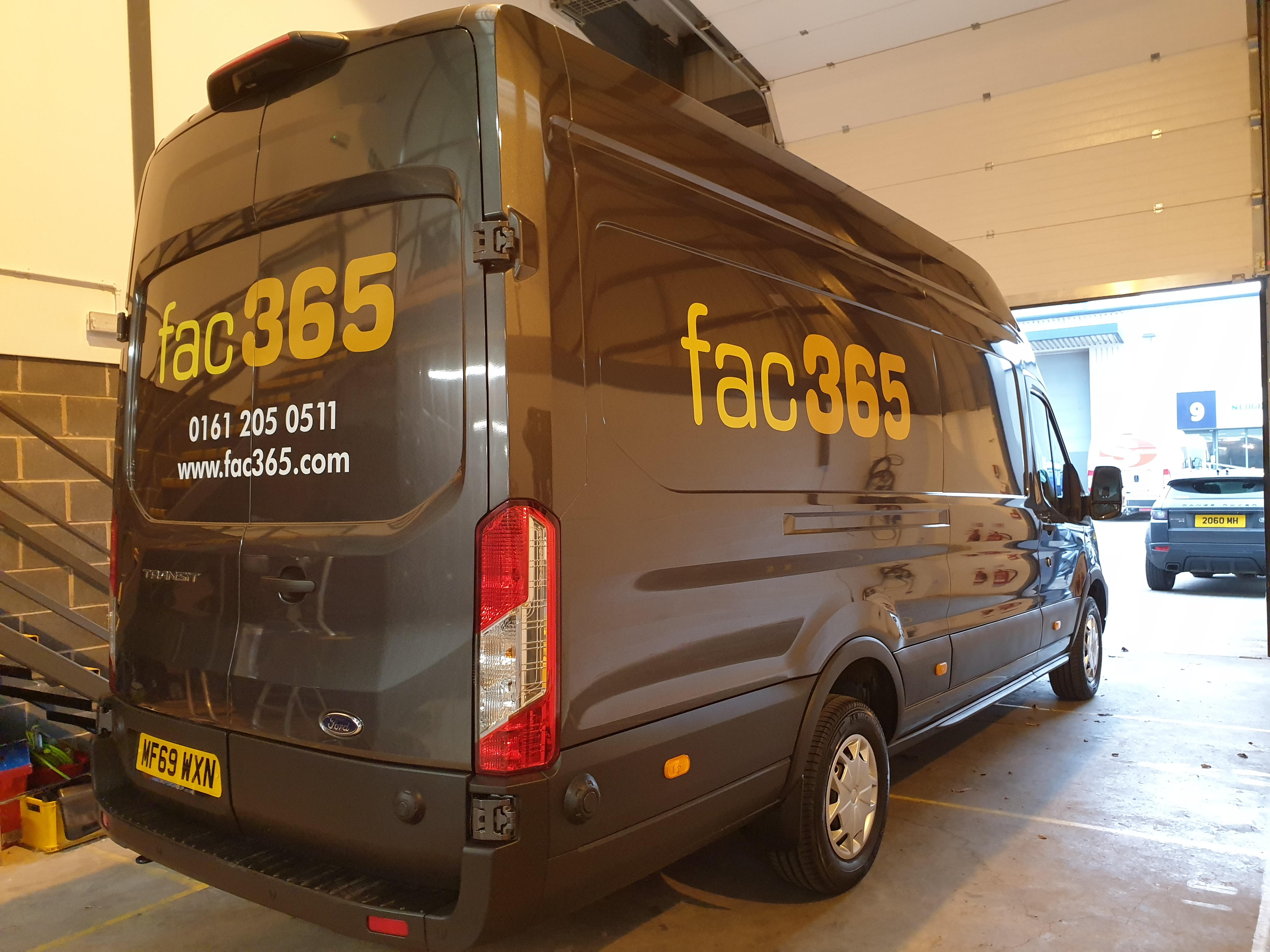 Please welcome our new addition to fac365